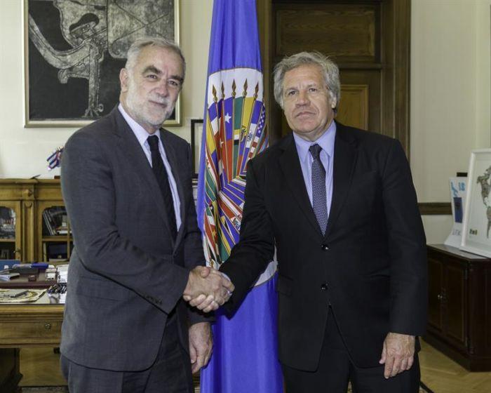 OEA designó a Luis Moreno Ocampo para investigar crímenes de lesa humanidad en Venezuela